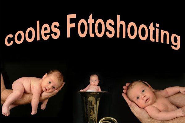 cooles Fotoshooting